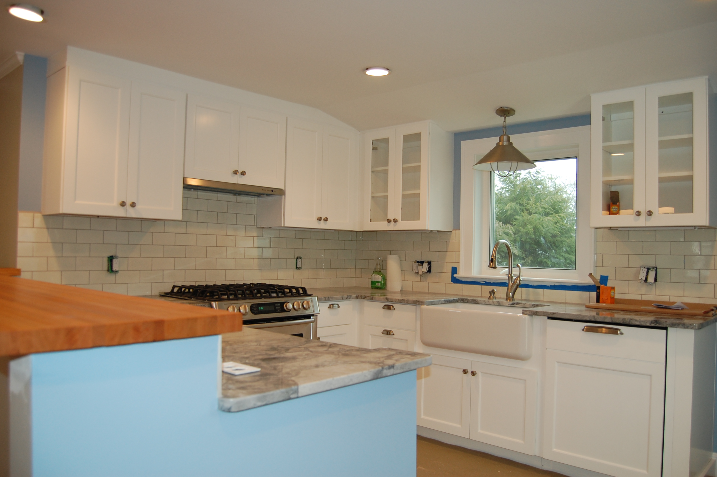 Bgb Projects Kitchen Renovation Completed On 1940 S Cape Style House In Watertown Phase Ii