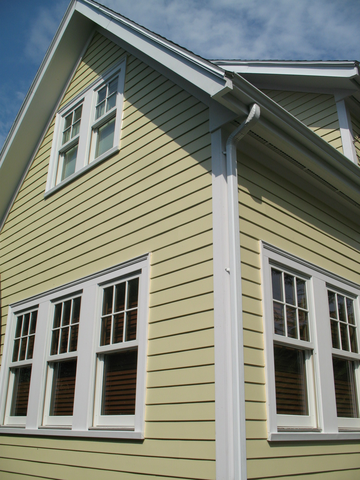 Siding job in arlington bgblog - Exterior house insulation under siding ...